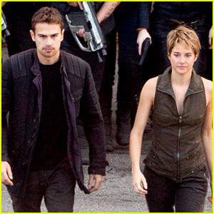 Shailene Woodley Felt Like Tinker Bell for Her 'Insurgent' Stunts