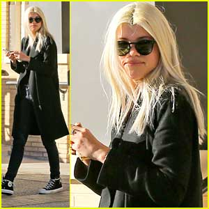 Sofia Richie Gets Her Holiday Shopping Completed After Scoring Modeling Contract