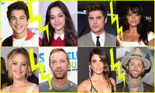 Just Jared Jr's Celebrity Split Recap of 2014