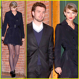 Taylor Swift Brother Austin Get All Dressed Up For Formal Holiday Dinner Austin Swift Taylor Swift Just Jared Jr