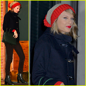 Taylor Swift Is Ready for Her New Year's Eve Performance!
