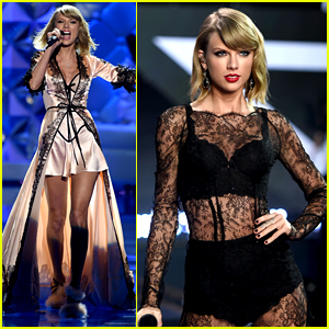 Taylor Swift Totally Slays at Victoria's Secret Fashion Show 2014 (Video)