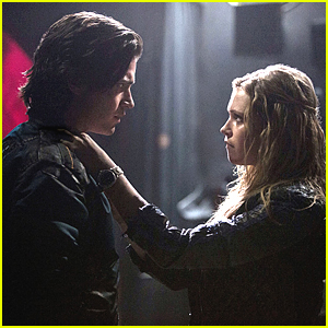 Clarke & Finn Stare 'Long Into An Abyss' on 'The 100' Tonight
