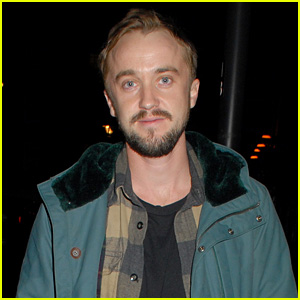 Does Tom Felton Have 'Harry Potter' Memorabilia at His House?