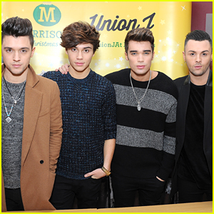 Union J's Jaymi Hensley: 'We Never Imagined We'd Be In The Running For Number One'