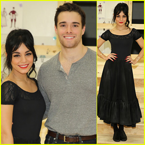 Vanessa Hudgens Will Have At Least Six Costume Changes in 'Gigi'