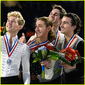 Adam Rippon 'Felt Like A Champion' After Grabbing Silver Medal At US Nationals