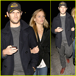 Alex Pettyfer & Marloes Horst Have Endless Love For Each Other