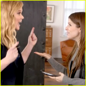 Anna Kendrick Stars in First MTV Movie Awards 2015 Promo - Watch Now!