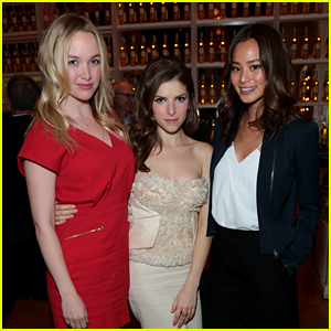 Anna Kendrick & Jamie Chung Celebrate Disney's Golden Globes Nominations!