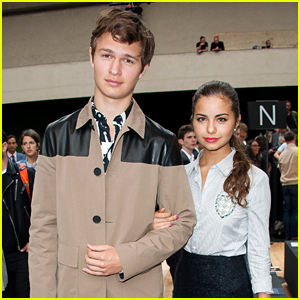 Ansel elgort dating now