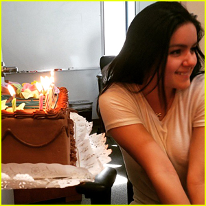 Nolan Gould Sends Sweet Birthday Message To Ariel Winter