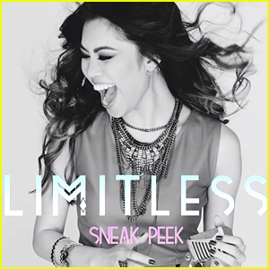 Ashley Argota Shares 'Limitless' Snippet - Hear It Here!
