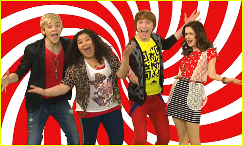 Watch 'Austin & Ally's New Opening Theme NOW!