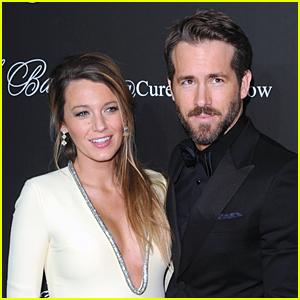 Blake Lively & Ryan Reynolds Reportedly Welcomed Baby Girl Violet?