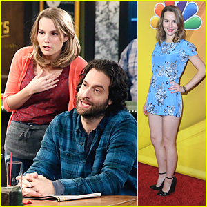 Bridgit Mendler: Get A First Look at Candace On 'Undateable'!