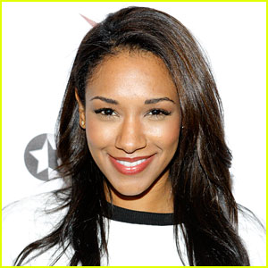Candice Patton Takes Over JJJ For the Return of 'The Flash'!