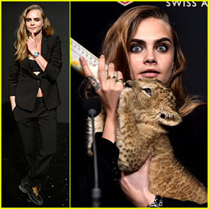 Cara Delevingne Loves Being Alone Now