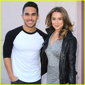 Carlos & Alexa PenaVega Will Be At AMC CityWalk Tonight For 'Spare Parts' Showing!