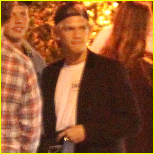 Cody Simpson Was Thrown into a Pool at His 'Wild' 18th Birthday Bash!