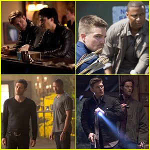 Damon & Alaric, Sam & Dean, & More - Which is Your Favorite CW On-Screen Bromance?
