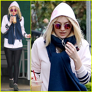 Dakota Fanning Didn't Enjoy Her First On Screen Kiss - Watch Now!