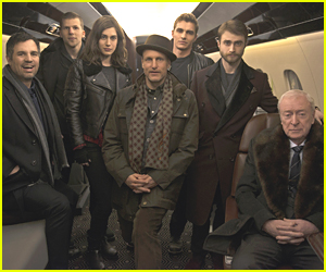 Daniel Radcliffe & Dave Franco: First Pic From 'Now You See Me 2'!