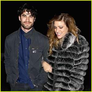 Darren Criss' Girlfriend Mia Swier Knows How to Be a Rocker - Watch Now!