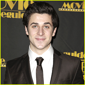 David Henrie To Play Young Ronald Reagan in Disney Biopic