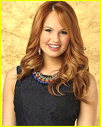 Soak Up Debby Ryan's Red 'Jessie' Hair While You Can