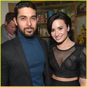 Demi Lovato Surprises Boyfriend Wilmer Valderrama With 35th Birthday Bash!