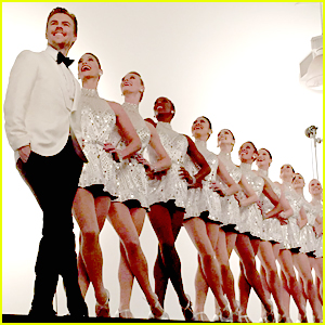 Get First Look at Derek Hough In Radio City's New York Spring Spectacular!