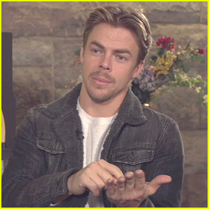 Derek Hough Tells His Own Love Story With New York - Watch The Vid!