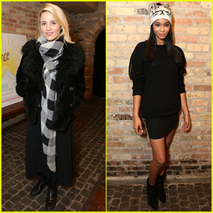 Dianna Agron Is At the Sundance Film Festival for the First Time Ever!