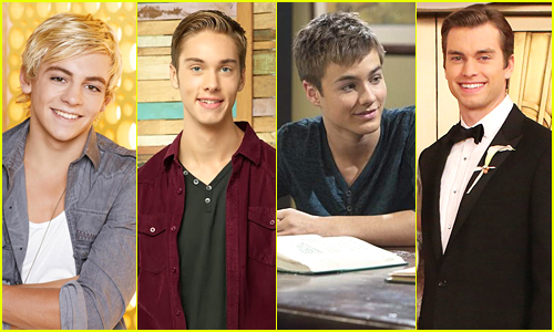 Ross Lynch, Austin North or Peyton Meyer: Who's The Cutest Guy on Disney Channel?