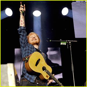 Ed Sheeran Doesn't Play Video Games
