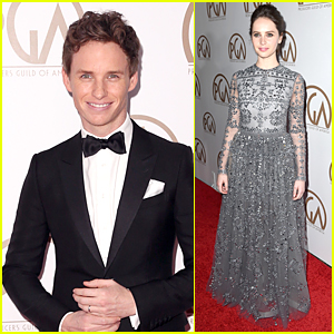Eddie Redmayne is Perfect Gentleman at PGA Awards 2015
