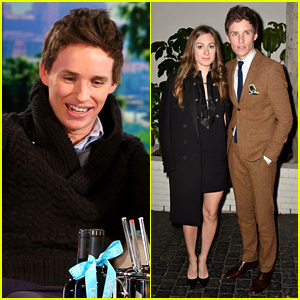 Eddie Redmayne Reveals an Important Person Was Late to His Wedding!