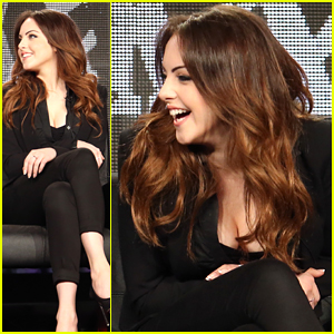 Elizabeth Gillies Is Denis Leary's 'Secret Evil Plan' For 'Sex&Drugs&Rock&Roll'