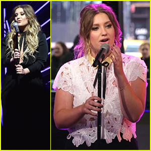 Ella Henderson Celebrated Her 19th Birthday at Her Album Release Party!
