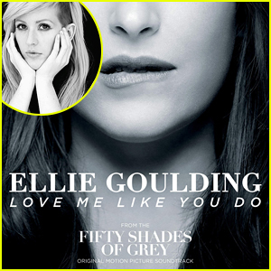 Ellie Goulding Debuts 'Fifty Shades of Grey' Single 'Love Me Like You Do' - Listen Here!