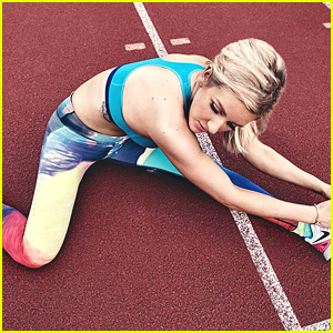 Ellie Goulding Gets Running Again For New 'Nike' Campaign - Pics & Vid Here!