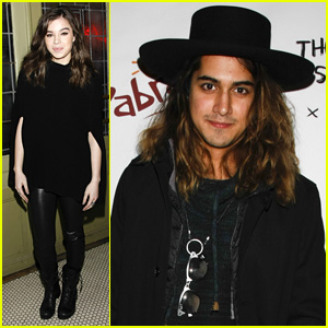 Hailee Steinfeld & Avan Jogia Dine with 'Ten Thousand Saints' Cast at Sundance