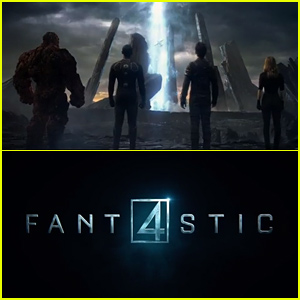 Miles Teller & Michael B. Jordan Star in 1st 'Fantastic Four' Teaser - Watch Now!