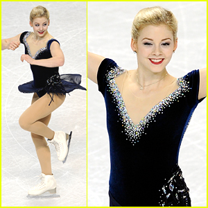 Gracie Gold Spins Into Second After Short Program at US Figure Skating National Championships