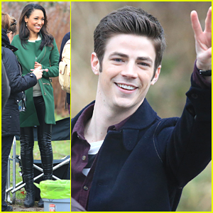 Grant Gustin On People's Choice Award Win: 'This Is Pretty Friggin Amazing'