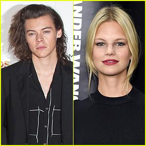Harry Styles Dating 'Victoria's Secret' Model Nadine Leopald?