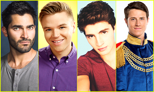 Tyler Hoechlin, Gregg Sulkin Or Tyler Posey: Who's The Hottest Guy on MTV?