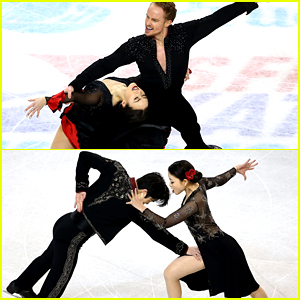 Maia & Alex Shibutani Are Sneaking Up On Madison Chock & Evan Bates at US Nationals