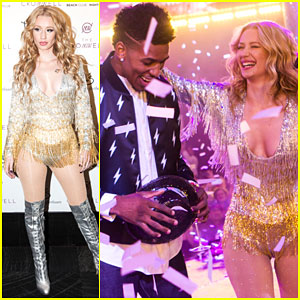 Iggy Azalea & Nick Young Are One Cute Couple Celebrating the New Year